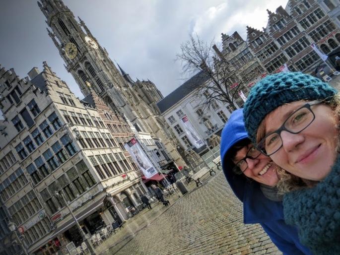 żegnamy z Antwerpii!
