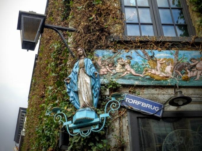 dekoracja uliczna