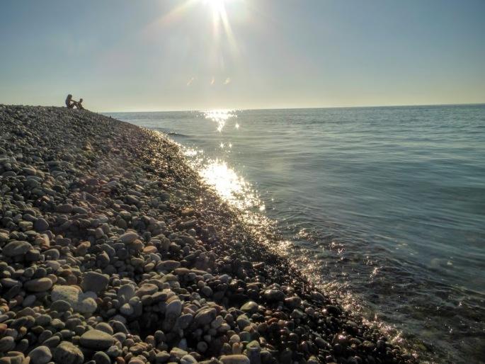 plaża w Batumi 2